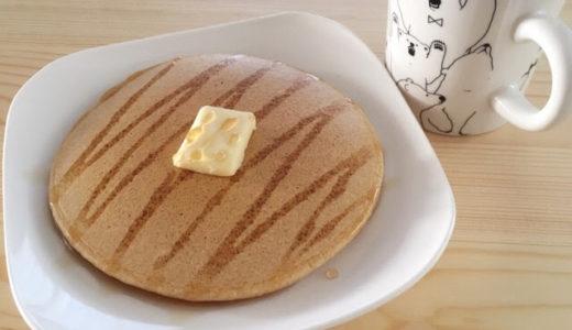 我が家の定番、小麦粉で作る簡単ホットケーキのレシピ