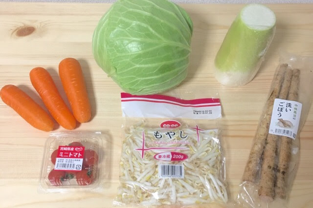 一 日 野菜 摂取 量